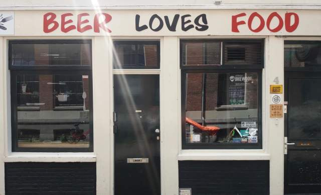 Image of Beer Loves Food
